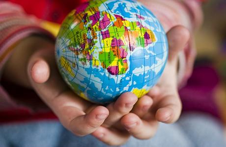 Actividades infantiles en el Área de Medio Ambiente y Desarrollo Sostenible