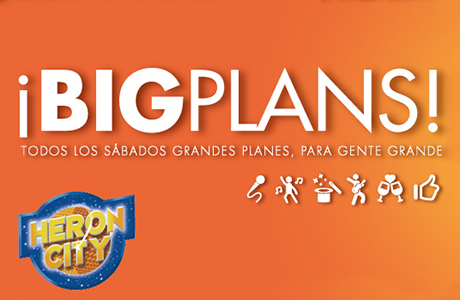 Big plans Heron City Valencia Espectáculos y conciertos