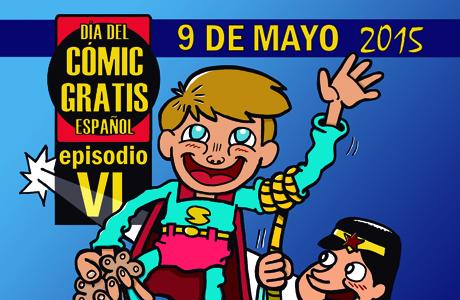 Día del Cómic Gratis en Valencia