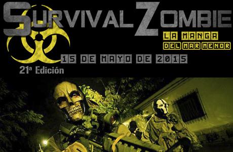 Survival Zombie La Manga del Mar Menor