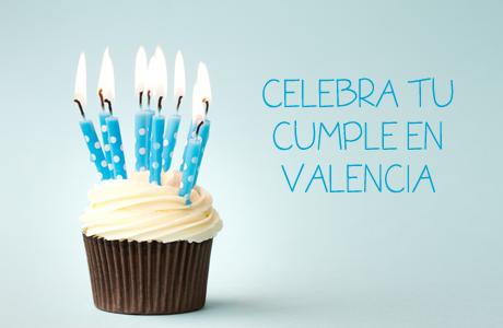 donde celebrar cumpleaños de niños en valencia