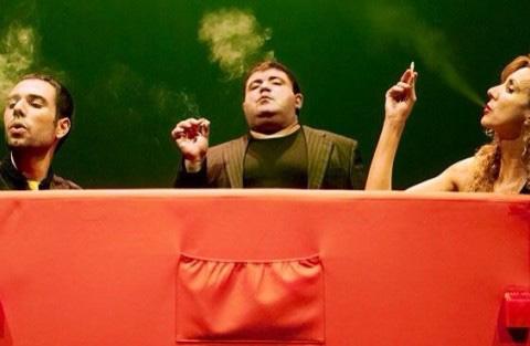fumaos en la rambleta