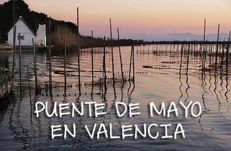 puente de mayo en Valencia