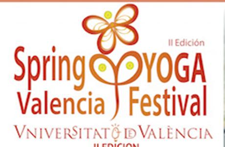 spring yoga festival en la universidad de valencia
