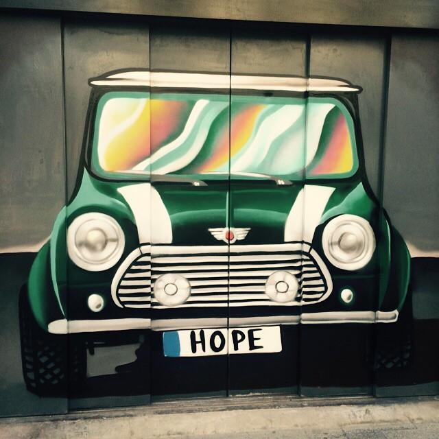 Donde hay Amor... Hay esperanza!!! #Love #Hope  #StreetArt #Graffiti #Valencia2015 #LoveValencia