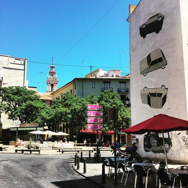 Viva el centro y sus calles!!!???????????? #lovevalencia #loves_valencia #igersvalencia #agean_fotografia #onvalencia #valencia #Valenfornia #valenciagram #valenciaenamora #arteenlacalle
