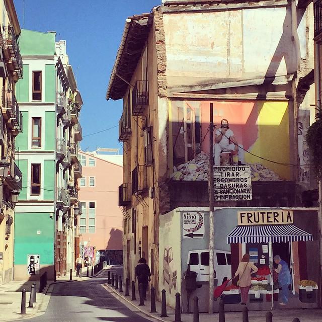 Ole, ole y ole!!!???????????????????????? #lovevalencia #loves_valencia #valencia #valenciaenamora #valenciagram #valenciagrafias #onvalencia #igersvalencia #arteenlacalle #agean_fotografia #elcarmen#todo_sobre_lugares