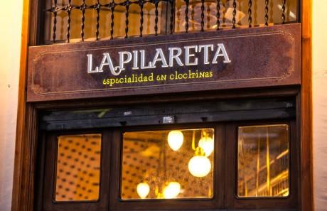 Bar Pilar en Valencia