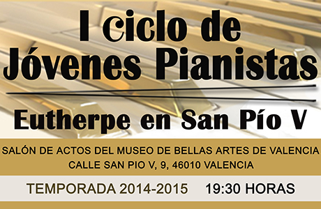 Concierto Fundación Eutherpe Comunidad Valenciana en valencia