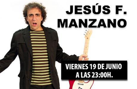 Jesús Manzano en Valencia