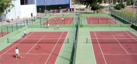 Pistas de tenis Valencia