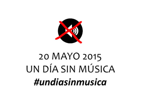 Un día sin Música