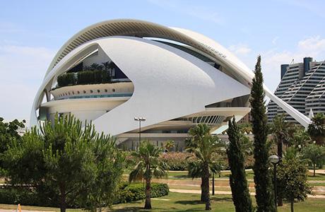 Valencia Palau de les Arts Reina Sofía
