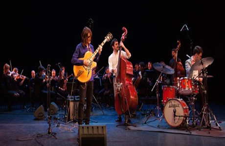 concierto sinfonico Jazz para el autismo en Valencia