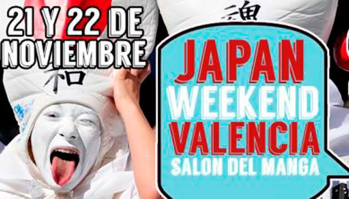Japan Weekend Valencia 2015