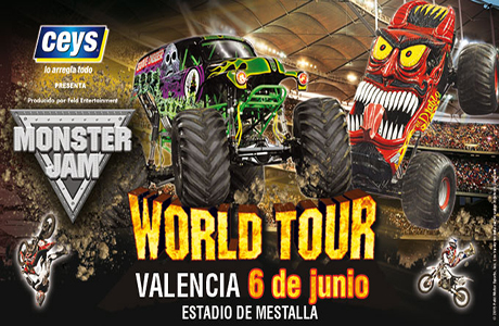 Monster Jam en Valencia