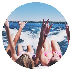 despedida de soltera fiestas en barcos