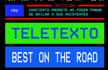 teletexto+ best on the road