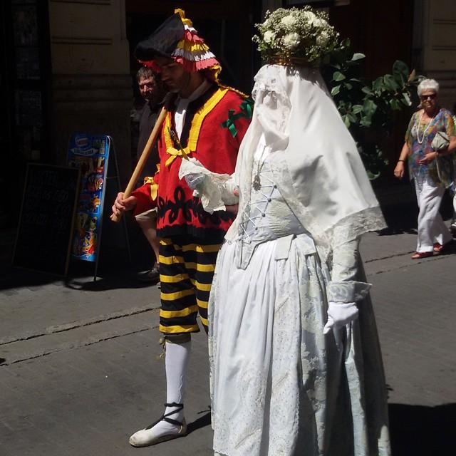 La Moma, día del corpus en Valencia!