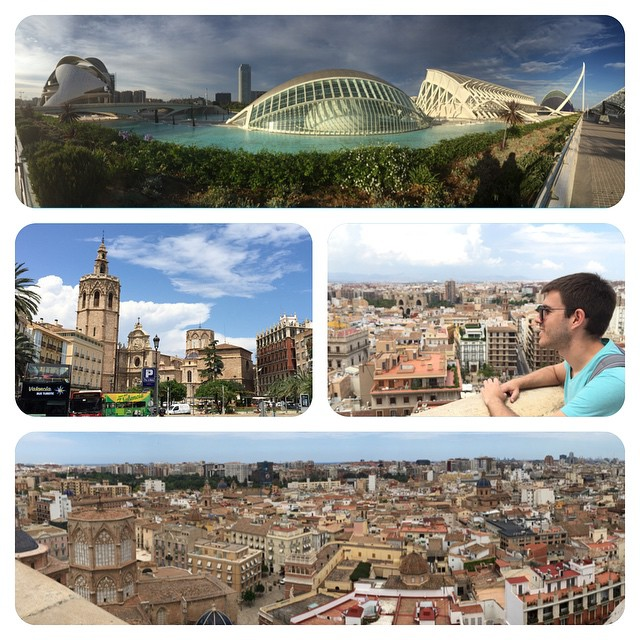 Paperwork Trip to Valencia, enjoying it as a tourist with the finest views and attractions.  Visita express a València per papers, gaudint com un forasteret de la ciutat.  #Valencia #SummerTime #Trips #MissedItSoMuch #LoveValencia #FamilyTime