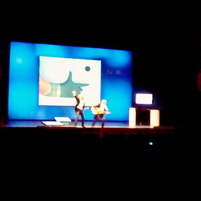 Live is life by Opus #igers #igersvalencia #igersacademia #somosinstagramers #show #lovevalencia #valenciaenamora #festival #filmfestival #song #music @cinemajove #30cinemajove #liveislife #opus @academiadecine #CineEspañol #marcaespaña #cimacineastas @valenciaplaza @culturplaza #teatroprincipal