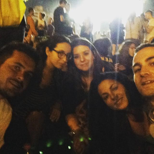 #valencia #lovevalencia #feriaalternativa #batukada #party @mamenesteve @agata135