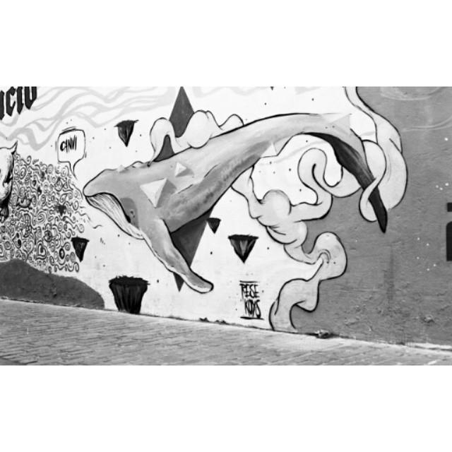 #instasize #valencia #valenciagram #valenciastreetart #valenciastreets #streetartblackandwhite #streetart #lovevalencia #mivalencia #miespana #espana #bnw #blackandwhite #blackandwhitephotography #spain2015 #spain2015trip #nikonfm #filmcamera #filmphotography