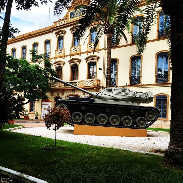 Una de museos???????????????!!! Museo historico militar!!! #lovevalencia #loves_valencia #valencia #valenciagram #valenciaenamora #Valenfornia #igersvalencia #agean_fotografia #espana_es_sueno #museo#historia#militar