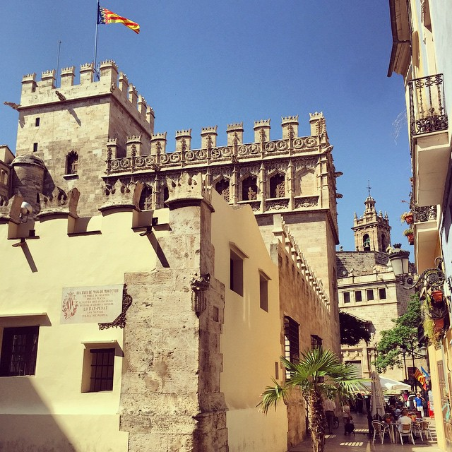 Nuestra lonja bonita???? #loves_valencia #lovevalencia#valencia#valenciagrafias#igersvalencia#onvalencia#lonja#valenciafornia#valenciaenamora#valenciagram#agean_fotografia#espana_es_sueno