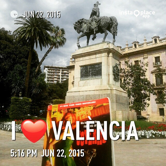 -Nothing feels better than a day in the park with a good book- #me #valència #spain #day #summer #lovevalencia