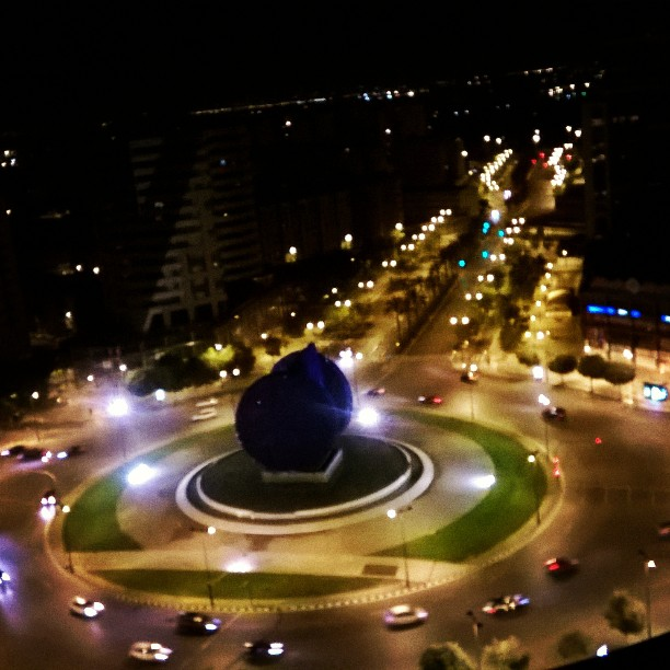 Valencia #nit #eurostar #capdesetmana #lovevalencia