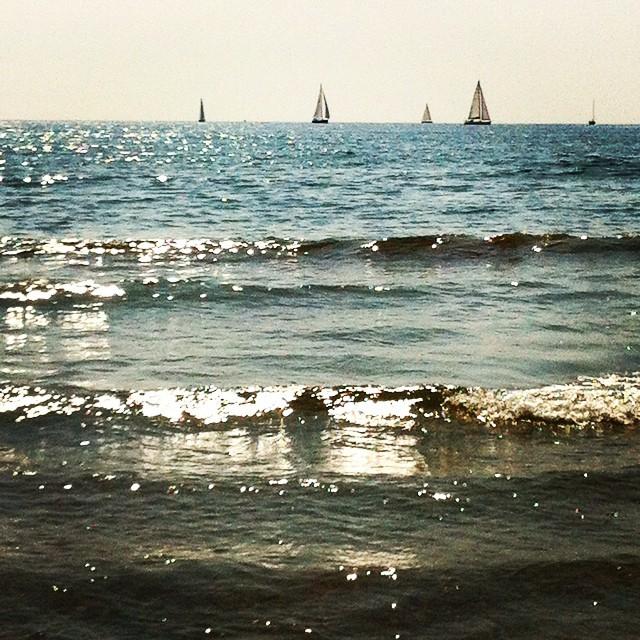 Feliz Lunes ???? #lovevalencia #malvarrosa #playa