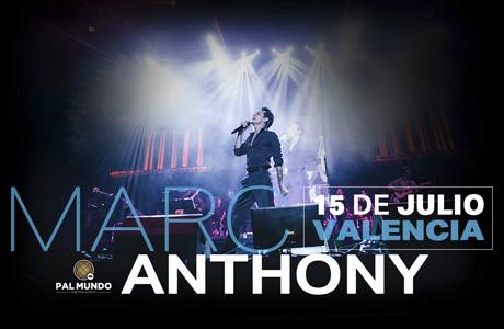 Marc Anthony en Mestalla