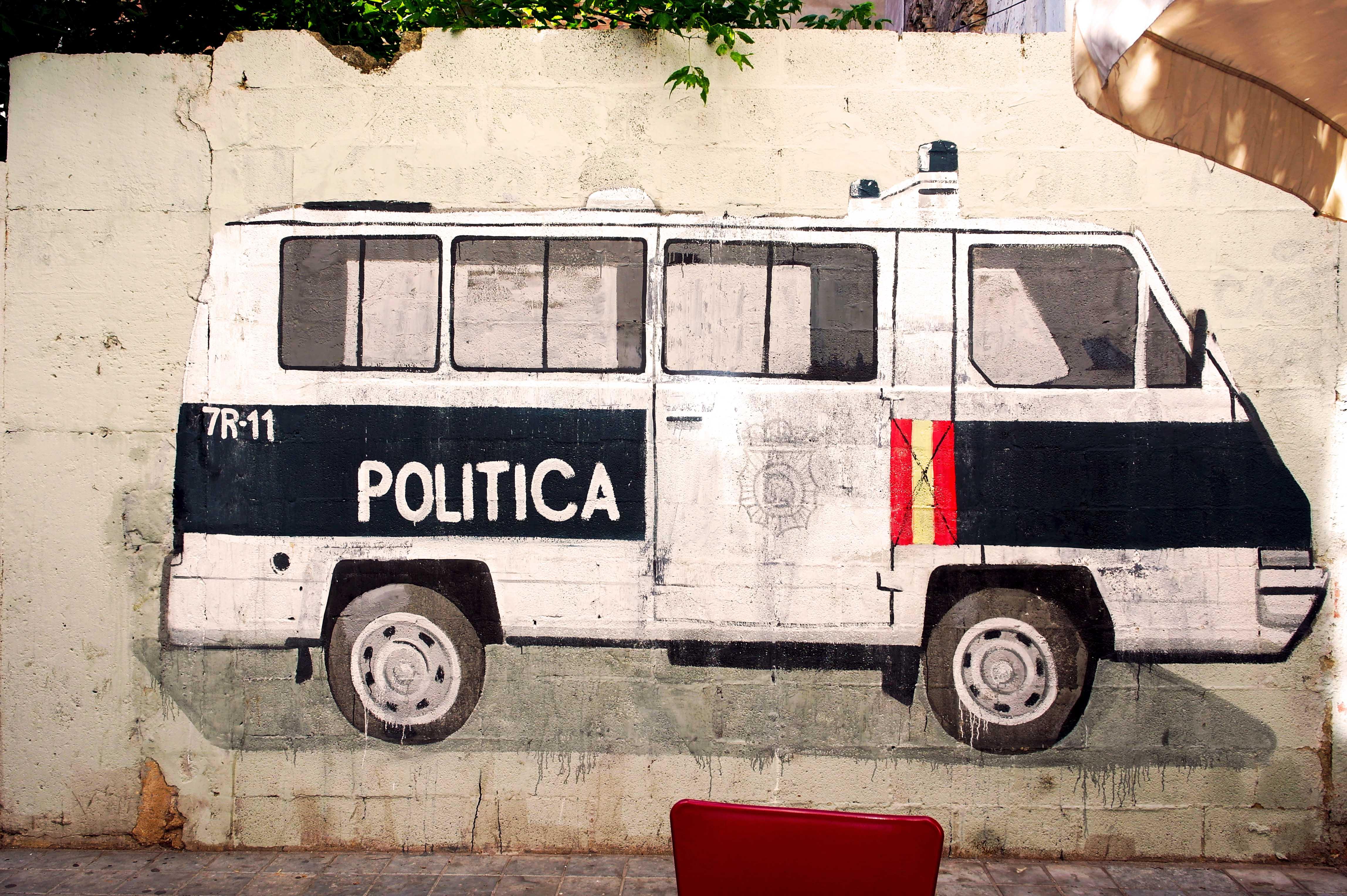 Furgon policial