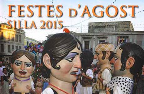 Fiestas de agosto de Silla 2015