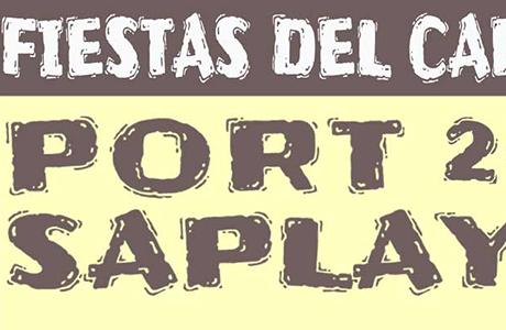 Fiestas del Carmen Port Saplaya