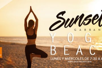 Sunset Yoga Gabana Beach