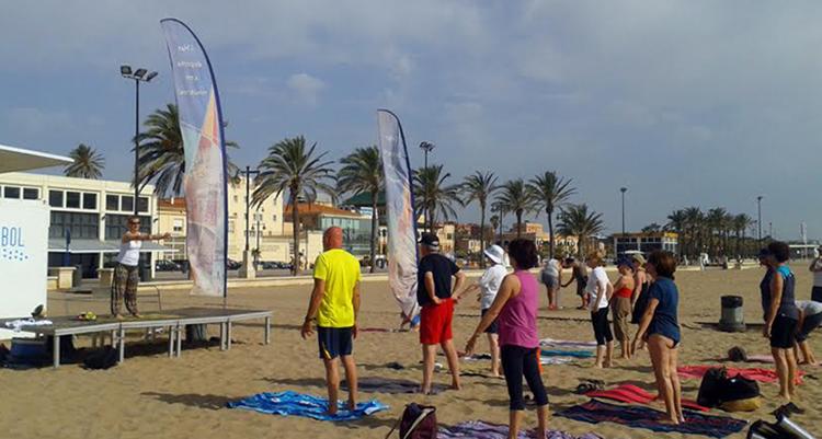 Practica deporte gratis en la playa de la malvarrosa - Hoteles en la playa de la malvarrosa ...