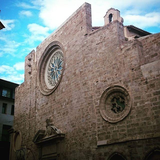 Santa Catalina #valencia #igersvalencia #igerspain #visitvalencia #lovevalencia #loves_valencia #loves_spain #movilphoto #church #santacatalina