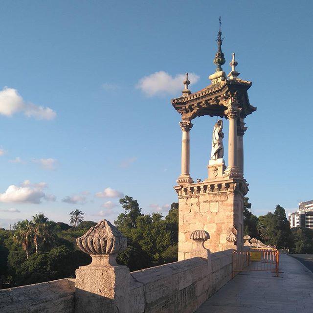 Puentes con encanto  charming bridges #instalife#instalive#igersvalencia#valenciacity#lovevalencia#charming#lugares#nofilter