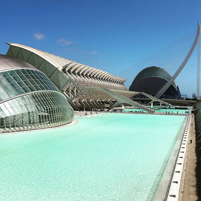 #beautiful #architecture #amazing #futuristic #lovevalencia