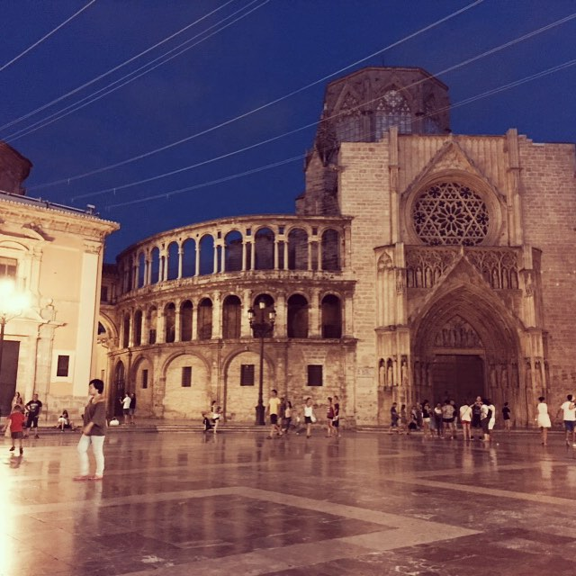 #LoveValencia #CatedralValencia #fotoartistiche