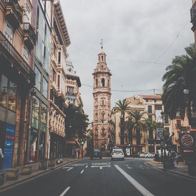 #Memories of a #City!! #Series #Valencia's #Streets! #TheCity #CityPorn #PicOfTheDay #EditByMe #MyBeautifulWork #IphonePicture #LifeOfAPhotographer #Valenciagram #IgersValencia #Valenciagrafias #LoveValencia / #Santa #Catalina! Calle de la #Paz #MiHermosaCiudad #Europe_Gallery