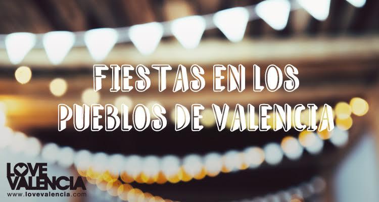 fiestas comunidad valenciana