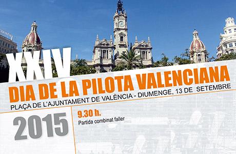 XXIV Día de la Pilota Valenciana