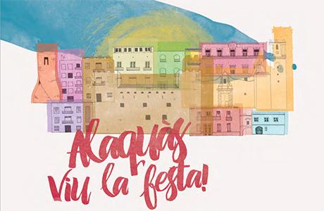 Fiestas Mayores de Alaquàs 2015