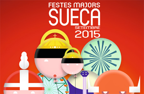 Fiestas Mayores de Sueca 2015