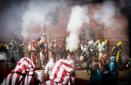 Fiestas de Moros y Cristianos en Ontinyent 2015
