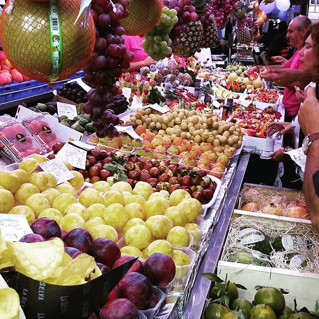El mejor mercado de españa #mercatcentral #mercadocentral #valencia #lovevalencia #spain #party