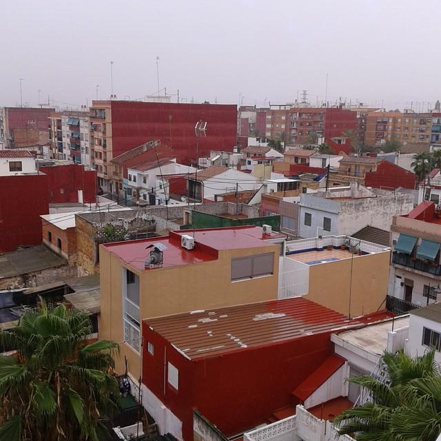 #Nazaret #Valencia  #tormentasdeverano #valenciamola #lovevalencia #volveralosorigenes #mibarrio #BarriodeNazaret